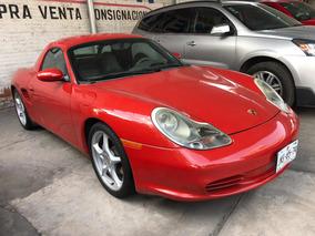Porsche Boxster Cabriolet 5vel At 2003