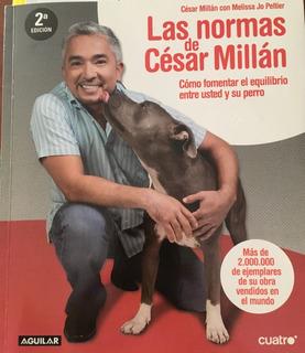 Libro Las Normas De Cesar Millan (equilibrio Ud Y Su Perro)