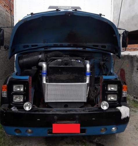 Imagem 1 de 6 de Intercooler Kit Completo Mercedes Mb 1113-1313-1513 Om 352a