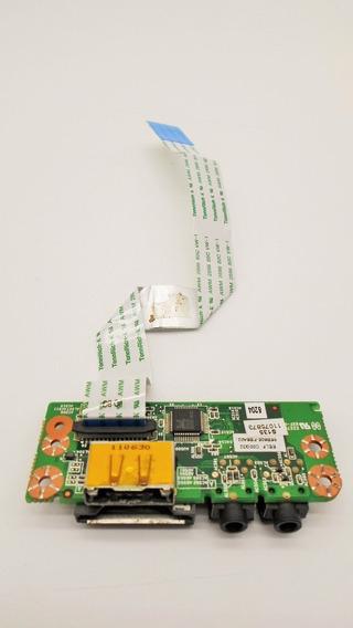 Placa Usb Áudio Cartão Positivo N8485 N8010 N8040