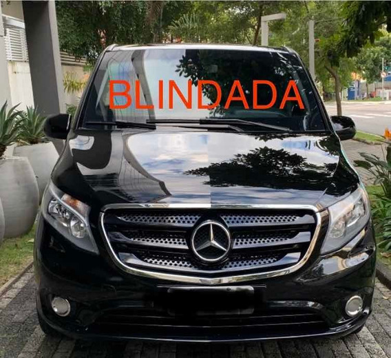 Mercedes-benz Vito Tourer 2.0 119 Comfort Flex 4p 2016