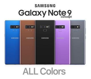 Samsung Galaxy Note 9 De 128gb Lte Libre De Fábrica