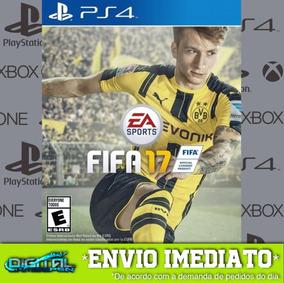 Fifa 17 Ps4 Psn Jogo Digital Envio Imediato