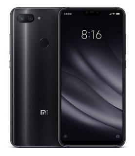 Xiaomi Mi 8 Lite 6gb/128 Dual Negro Midnight