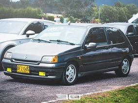 1995 Renault Clio Rsi 1800cc Recién Reparado