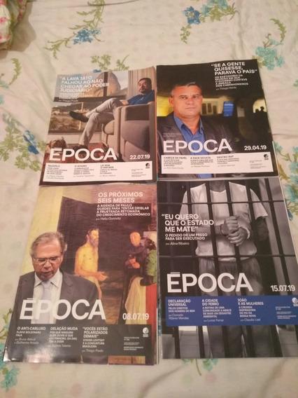 Revista Época 26 Unidades Oferta 100 Reais
