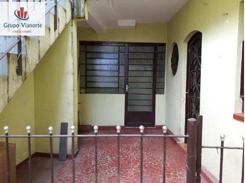 Casa A Venda No Bairro Lauzane Paulista Em São Paulo - Sp.  - Jv640-1