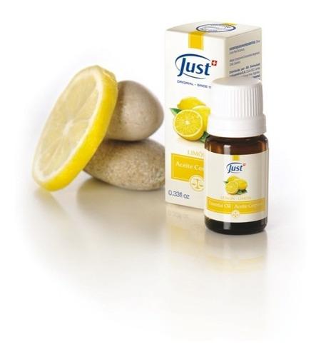 Imagen 1 de 1 de Aceite Esencial Puro De Limón Swiss Just