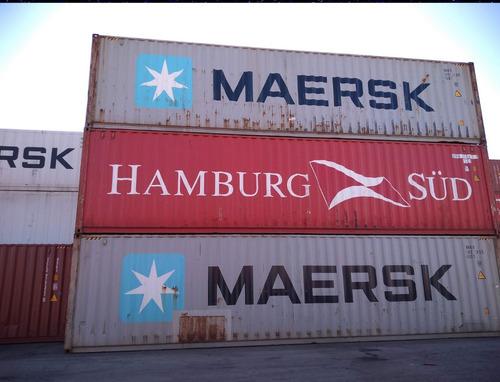 Contenedores Marítimos Containers 20'dv Necochea
