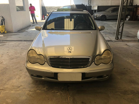 Mercedes-benz C 180 1.8 Classic Plus Gasolina 4p