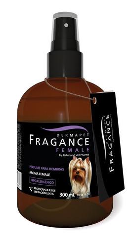 Imagen 1 de 1 de Dermapet Fragance, Perfume Para Hembras