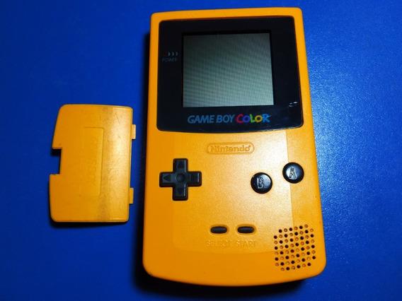 Nintendo Game Boy Color Gbc Amarelo