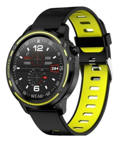 Relógio Smartwatch L8 Sports Prova D'água Ios Android Ip68