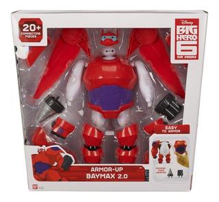 Figura Bandai Armor Up Big Hero 6 Baymax 2.0