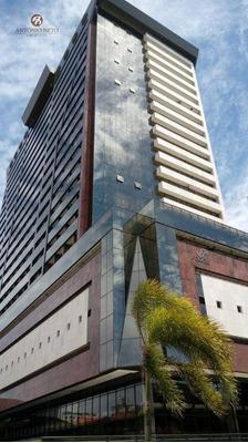 Sala Para Alugar, 33 M² Por R$ 1.500/mês - Meireles - Fortaleza/ce - Sa0013