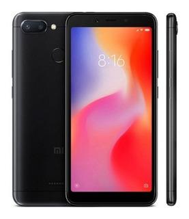 Smartphone Xiaomi Redimi 6 / 64gb / 4gb Ram / Sensor Digital