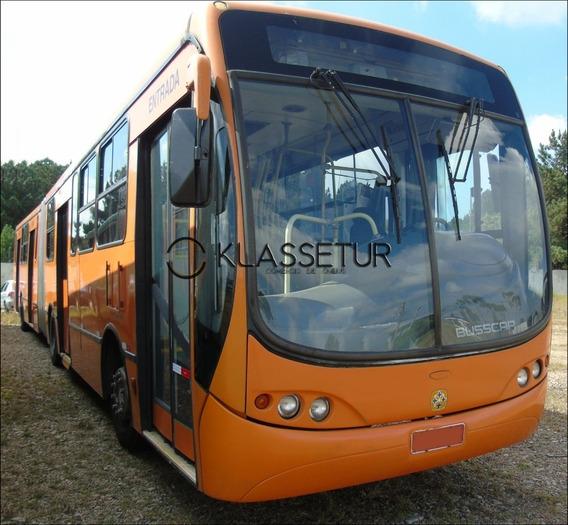 Onibus Articulado Busscar Urbanus Scania K310(cod184)ano2007