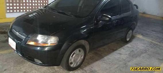 Chevrolet Aveo Automático