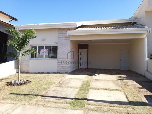 Imagem 1 de 30 de Casa À Venda Em Residencial Real Parque Sumaré - Ca000547
