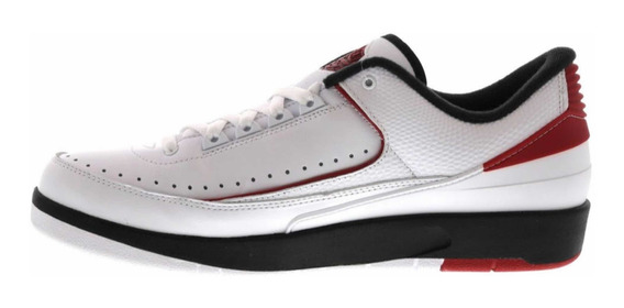 Air Jordan 2 Retro Low Chicago 2016 White Red