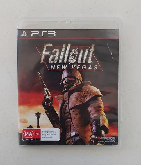 Jogo Fallout New Vegas - Ps3 - Original - Usado - Seminovo