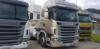 Scania Higline 440 6x4 Ano 2013
