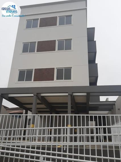 Apartamentos Novos Prontos Excelente Acabamento E Localização - 632