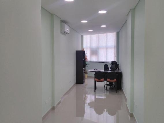 Sala Em Fundação, São Caetano Do Sul/sp De 34m² À Venda Por R$ 170.000,00 - Sa497043
