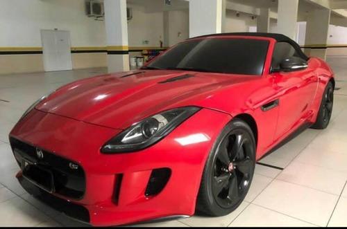 F-type 5.0 S Cabrio Supercharged V8 32v Gasolina 2p Autom...