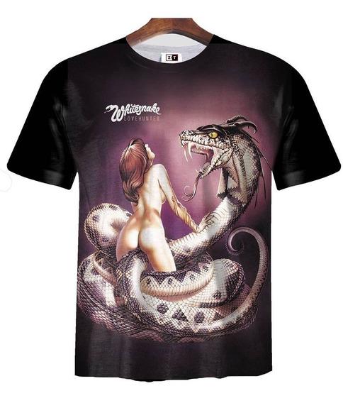Remera Zt-0269 - Whitesnake Lovehunter