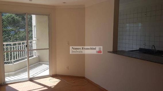 Apartamento Com 3 Dormitórios À Venda, 65 M² Por R$ 349.000,00 - Vila Maria - São Paulo/sp - Ap7291