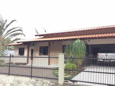 Casa Com Galpão Comercial À Venda, Itoupavazinha, Blumenau. - Ca0925