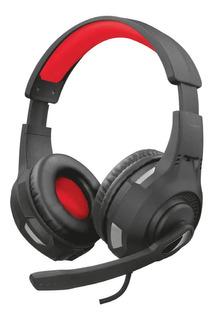 Audifono Diadema Gamer Trust Gxt 307 Ravu 3.5 Mm Pc-laptop-p