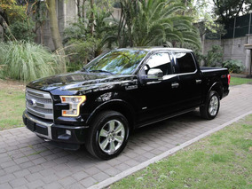 Ford Lobo 3.5 Doble Cabina Plinum Limited 4x4 At