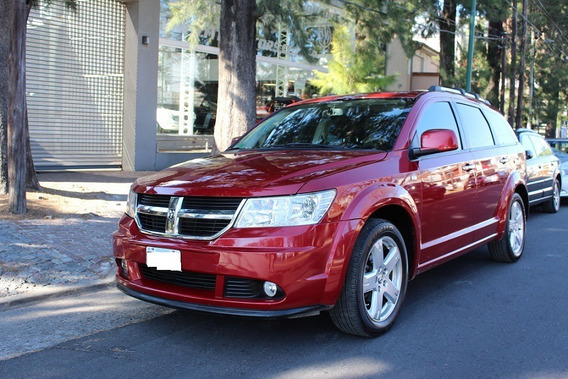 Dodge Journey 2.7 Rt V6 3 Filas De Asientos Doble Dvd