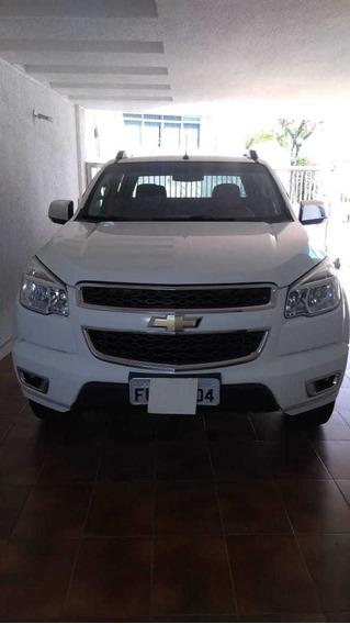 Chevrolet S10 2.5 Lt Ecotec Cab Dupla 4x2 Flex 4p 2015 Troca