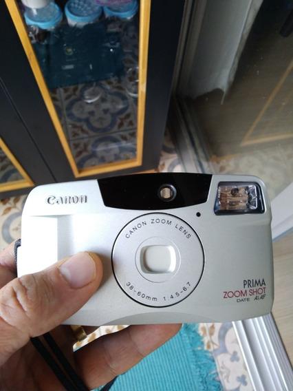 Canon Prima Date Ai Af (analógica) (compacta)