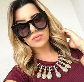 1f1fcc21b Oculos Redondo Espelhado Rosa Juvenil - Óculos no Mercado Livre Brasil
