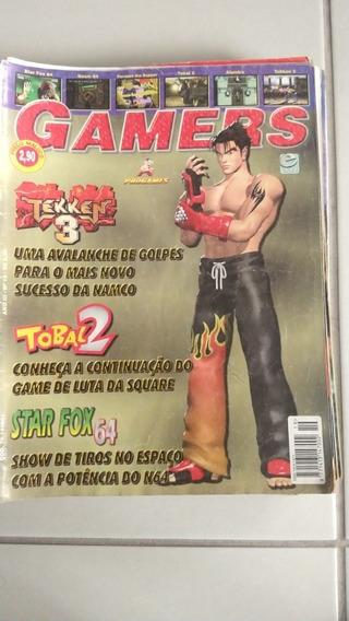 Lote Revistas Gamers