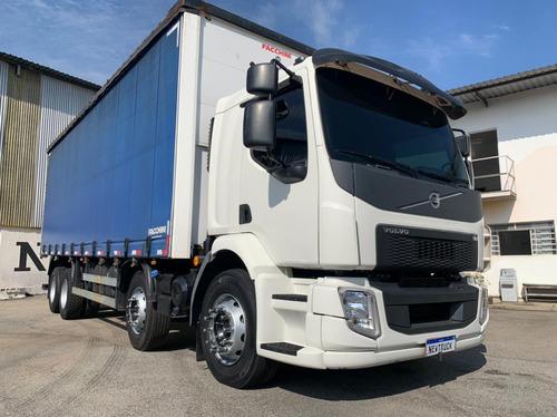 Volvo Vm 330 Leito 2014 + Bi-truck + Saider 8.50 + Ar Cond