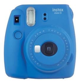 Câmera Instax Mini 9 Azul Cobalto