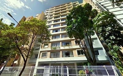 Apartamento Residencial Para Venda E Locação, Santa Cecília, São Paulo - Ap7396. - Ap7396