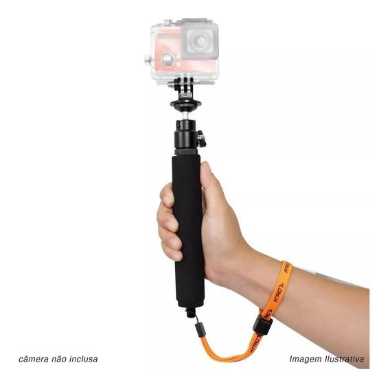 Bastão De Selfie Telescópio Para Câmera Atrio Original
