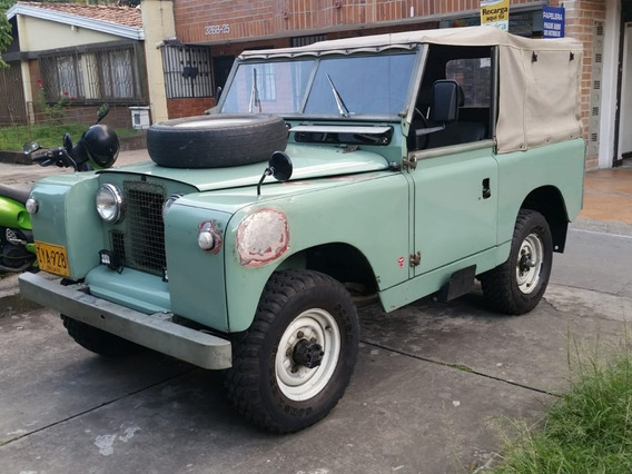 Land Rover Santana 88mt 1972