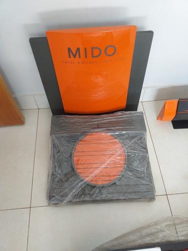 Kit Expositor Mido Relógios E Jóias