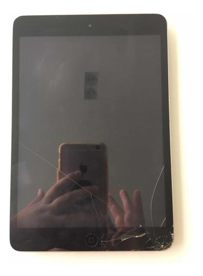 iPad Mini 2 Preto 16 Gb Ótima Oportunidade