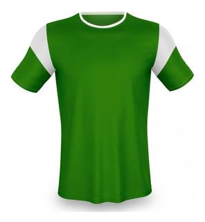 Jogo De Camisa Para Futebol - 10+1 Numeradas Vd/bro