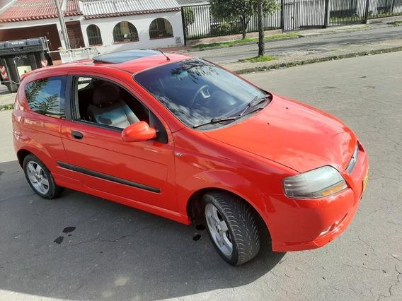Chevrolet Aveo Gti Aa Tc