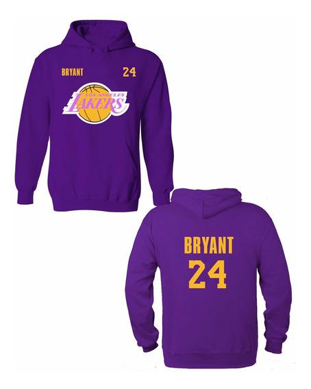Sudadera Kobe Bryant Jersey Los Angeles Lakers Nba