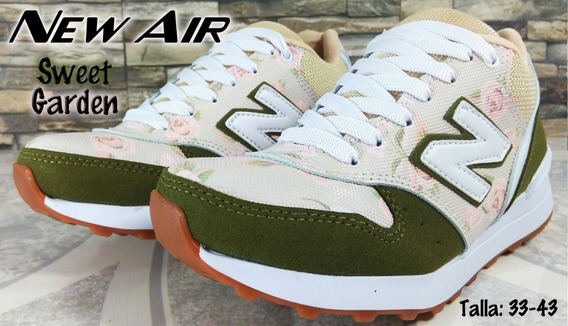 Tenis New Air Ref: Sweet Garden
